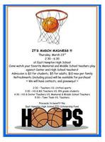 March Madness Hoops Challenge