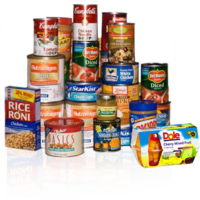 Boys Soccer Food Drive
