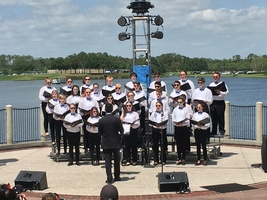East Hampton High School band and chorus travel to Disney