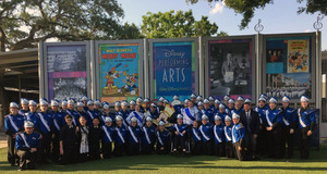 East Hampton High School Band and Chorus return from a successful trip to Disney