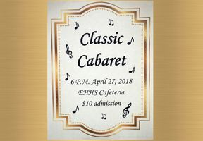 East Hampton High School Music Presents Classic Cabaret