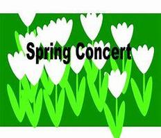 Spring Concert at May 17 at High School 6:30pm