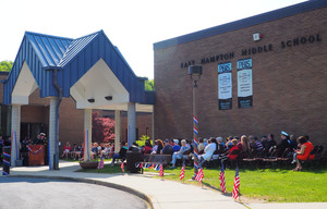 EHMS Memorial Day Observance
