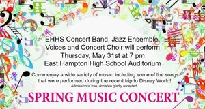 Capstone Expo & Spring Concert May 31st