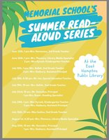 Summer Read-Aloud Series