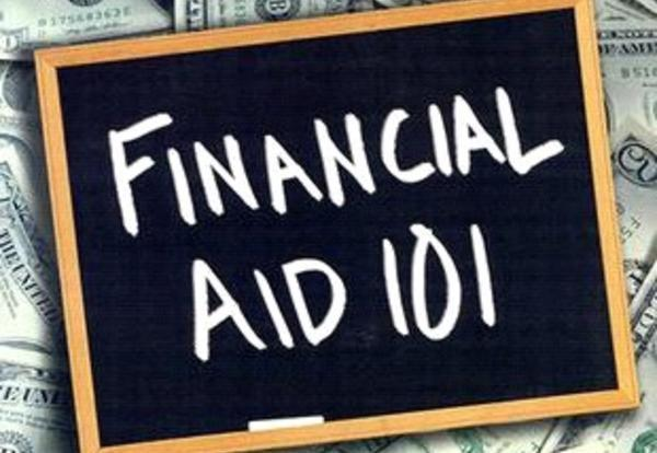 Financial Aid Night Tues. Sept. 25th 6:30 pm