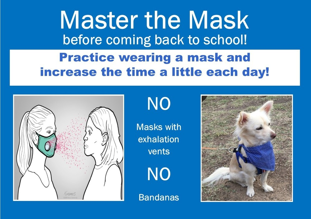 Master the Mask!