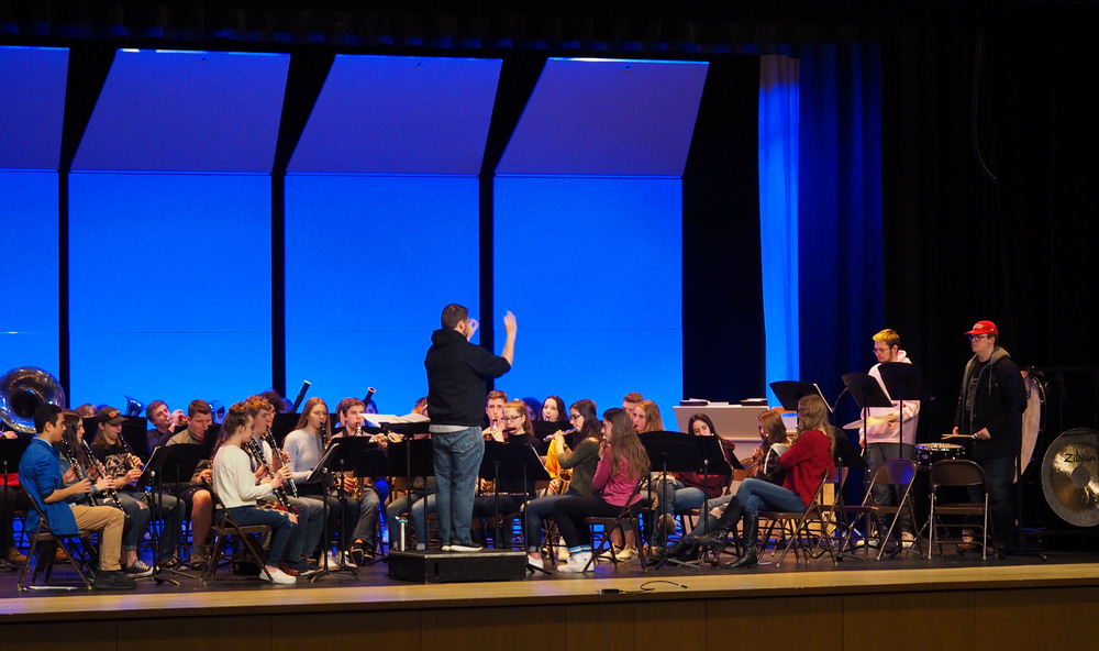 Winter Band & Chorus Concert Wed. Feb 12th 7 pm