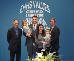 Matt Warner officially appointed to Assistant Principal at EHHS