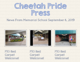 Cheetah Pride Press