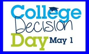 National Decision Day May 1st