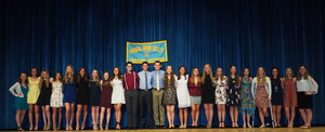 Welcome to the Newest Members of the East Hampton High School Ferrigno-Bell Chapter of the National Honor Society!