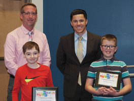 February 24th Board of Education Meeting Recognitions
