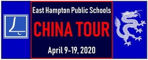 Travel to CHINA in April 2020 - Deposits due 9/18