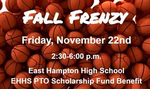 Fall Frenzy PTO Benefit Basketball Games