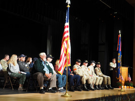 EHHS Seeking local/alumni Veterans