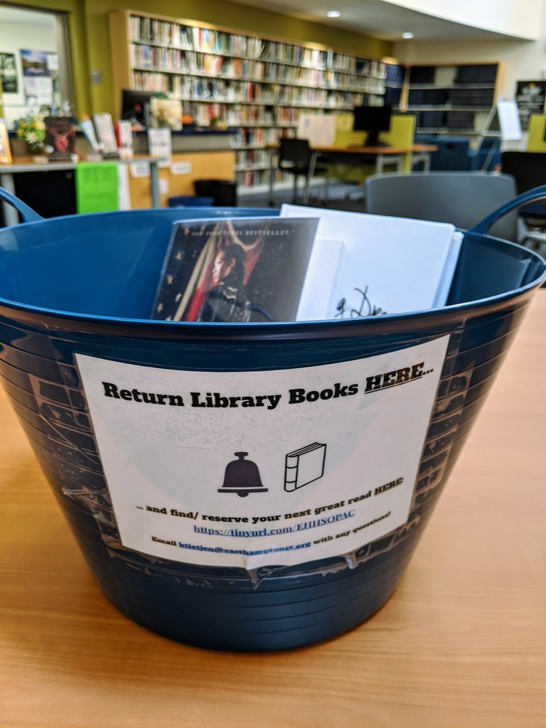 book return bin