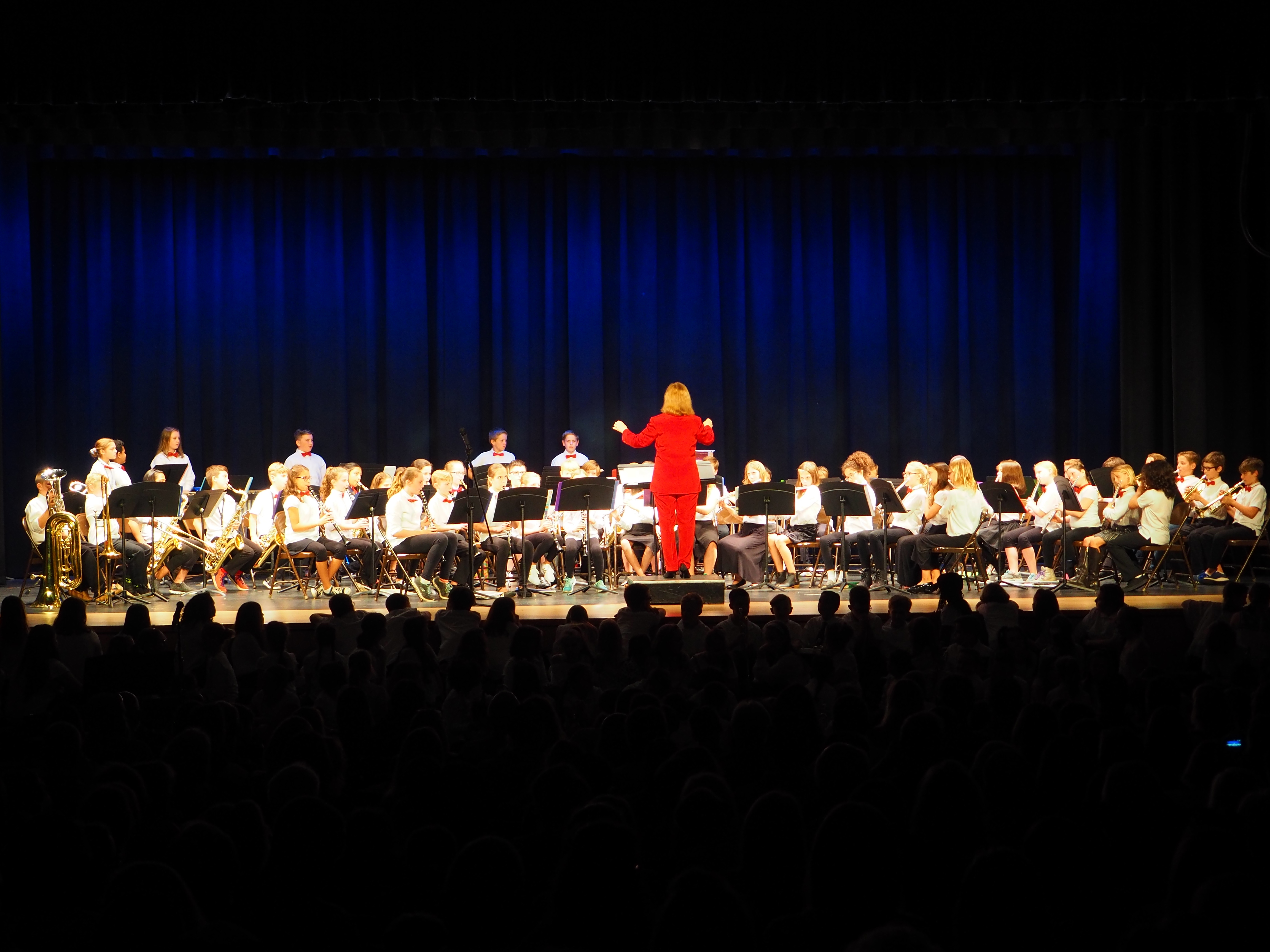 Spring Concert at the  High School