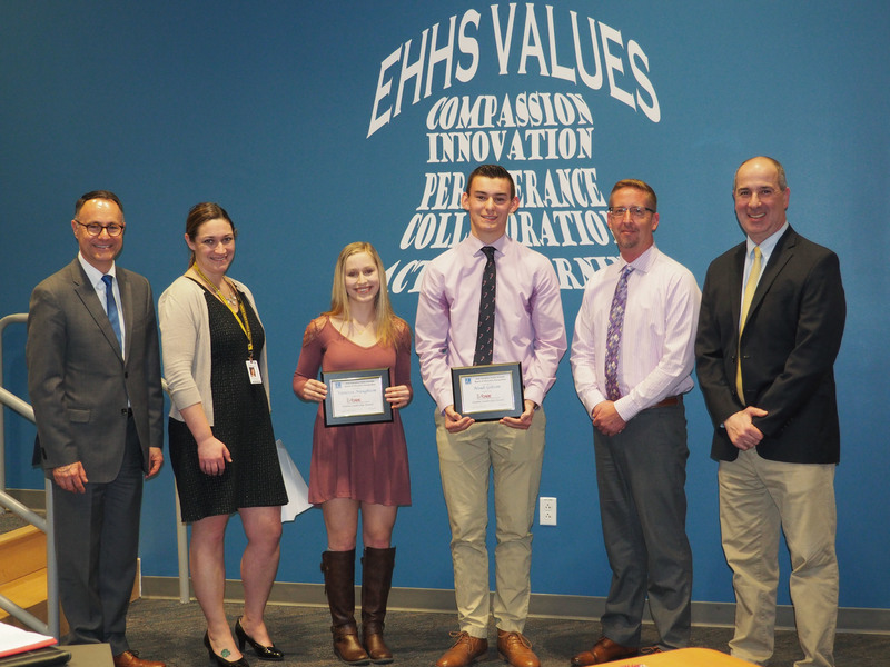 EHHS CABE awardees